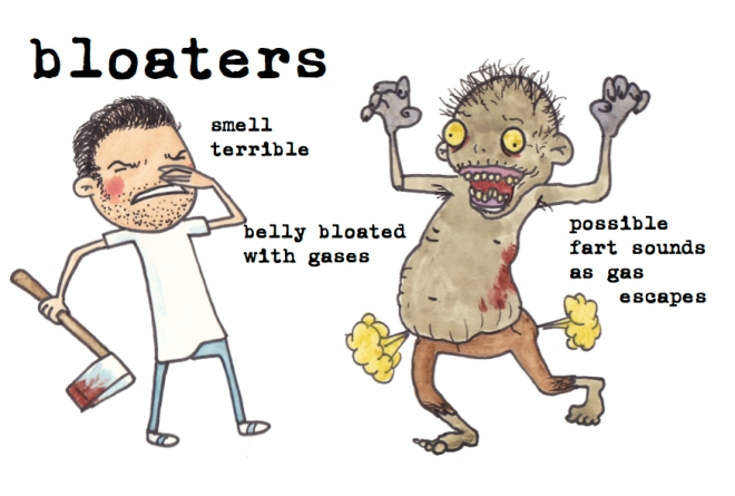 bloaters