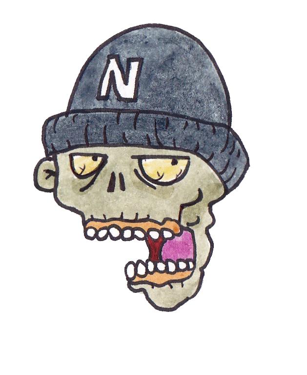 skinny pete zombie
