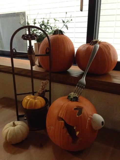 Mikes Pumpkin