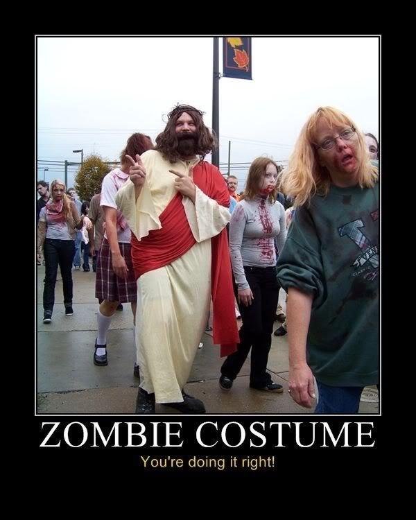 Zombie-Costumes