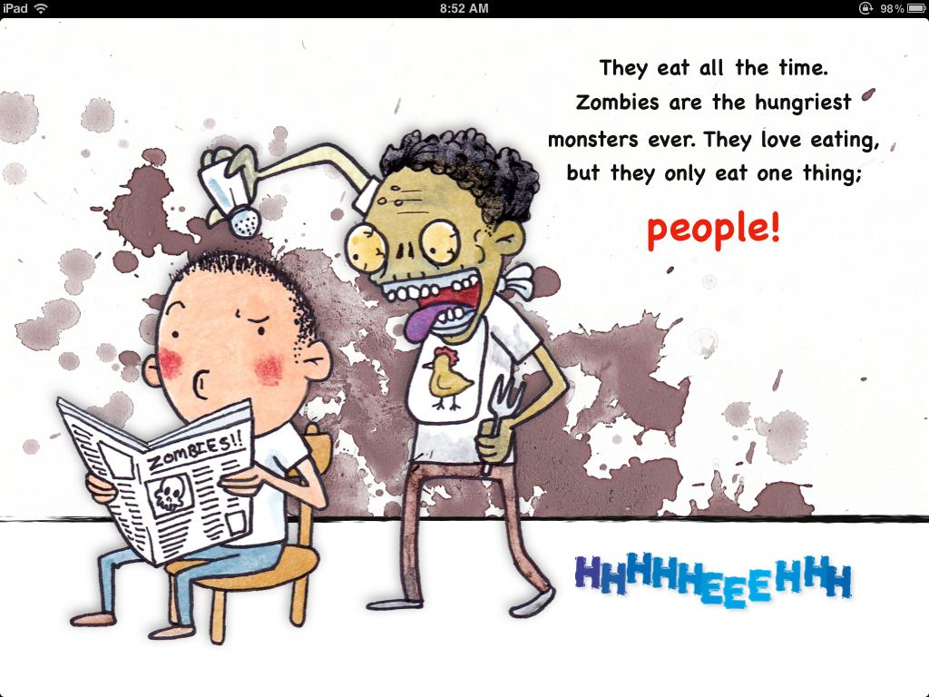 children s literature surviving the dead