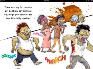 zombie types