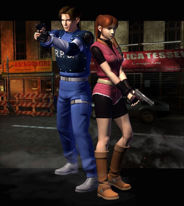 Resident Evil Surviving The Dead