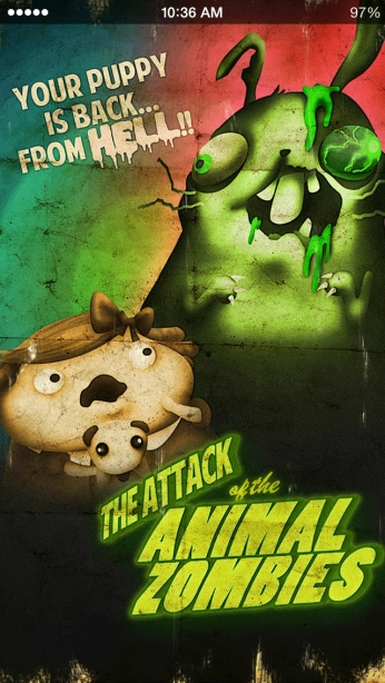 Attack of the animal zombies