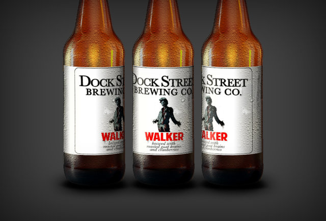 walking dead beer