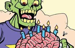 Happy birthday norman reedus surviving the dead happy zombie birthday bookmarktalkfo Images