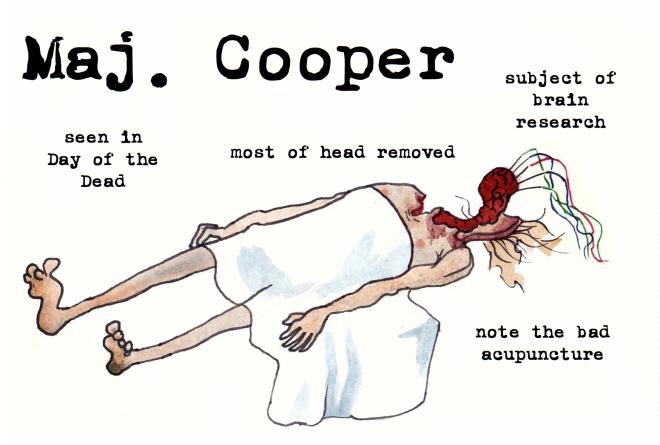 Maj. Cooper