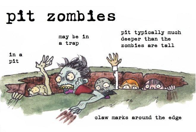 pit zombies