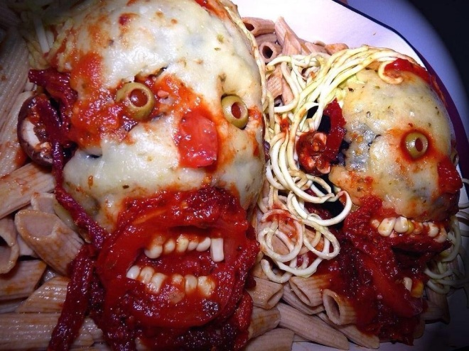 zombie pasta