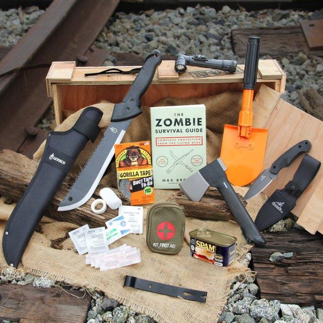 zombie annihilation