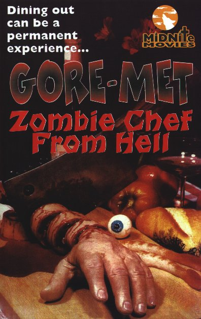gore met zombie chef from hell
