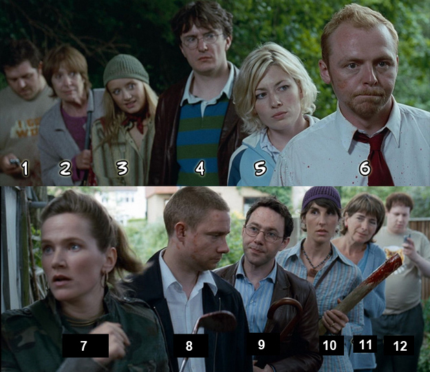 shaun of the dead cameo
