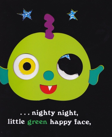 Nighty Night Little Green Monster