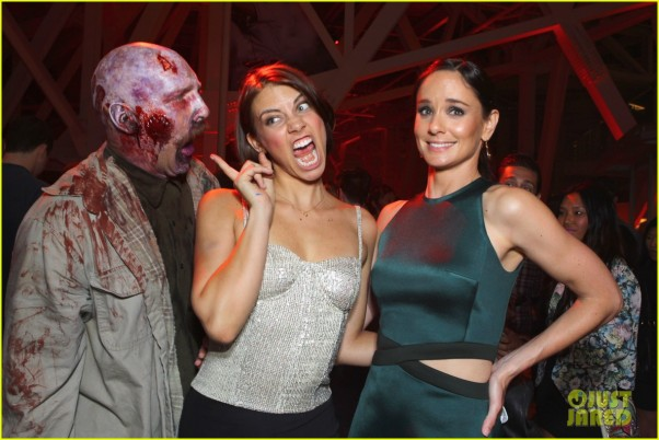 """The Walking Dead"" 100th Issue Black-Carpet Event Powered By Hyundai And Future US"
