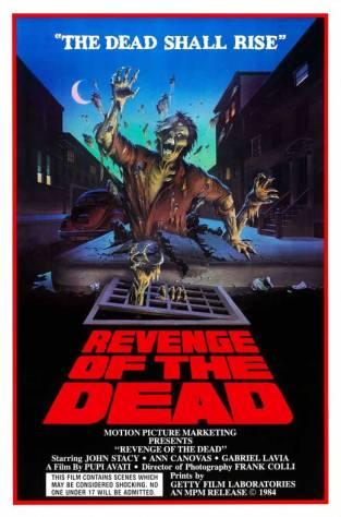 Zeder Revenge of the Dead
