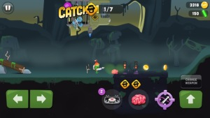 zombie catchers game play