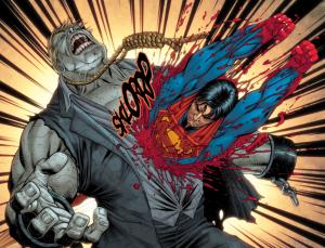 Superman Solomon Grundy