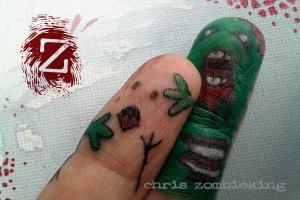 zombiefingerattack