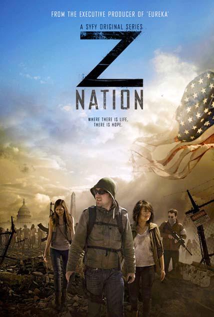 Exceptionnel Z Nation – Surviving the Dead UC38