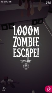 1000 Meter Zombie Escape