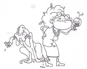 granny-inked